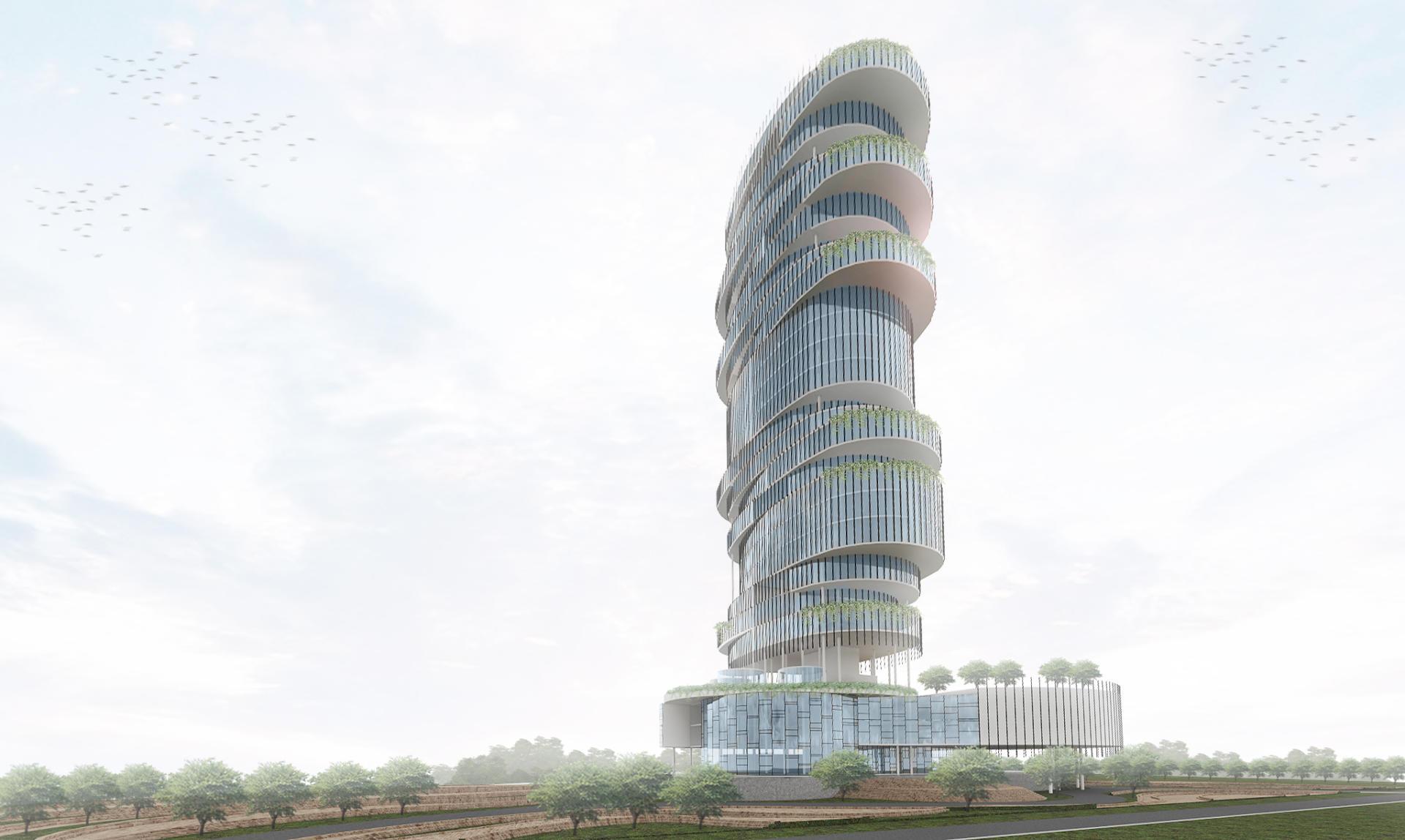 budipradono architects m hotel