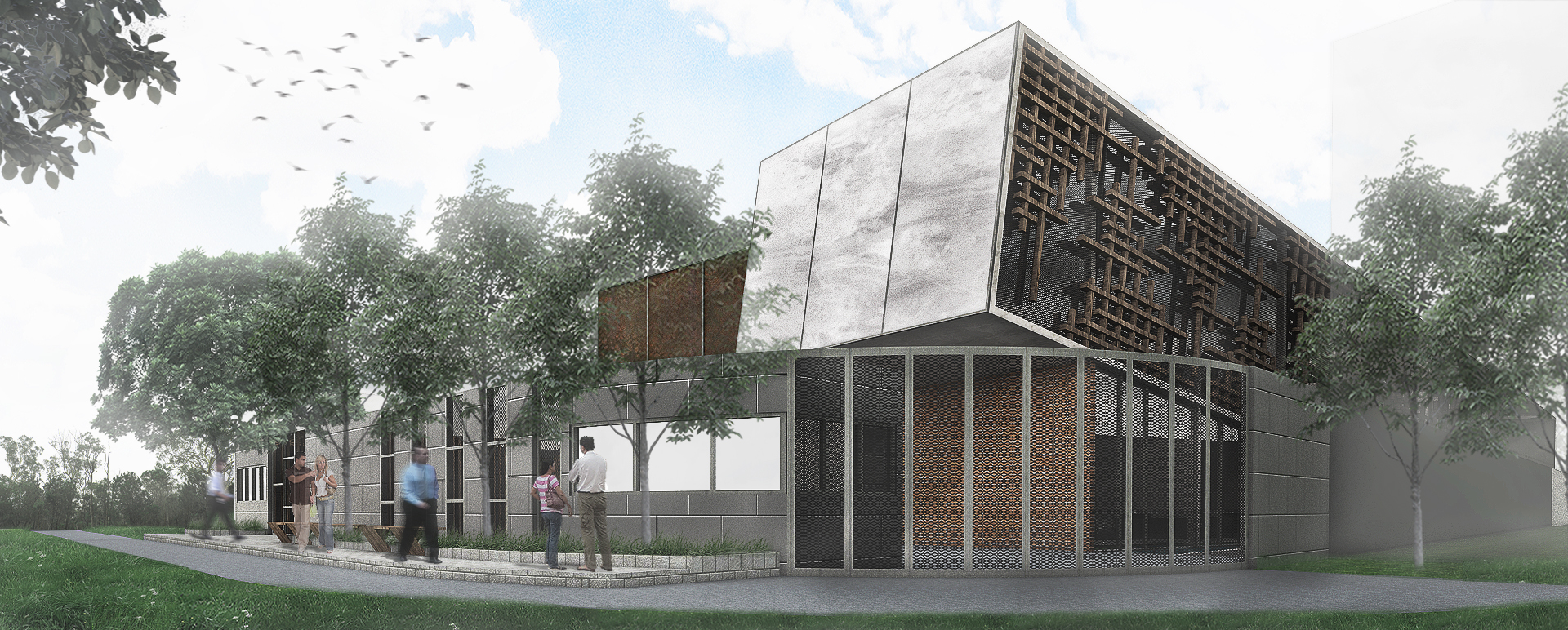 budipradono architects menteng office