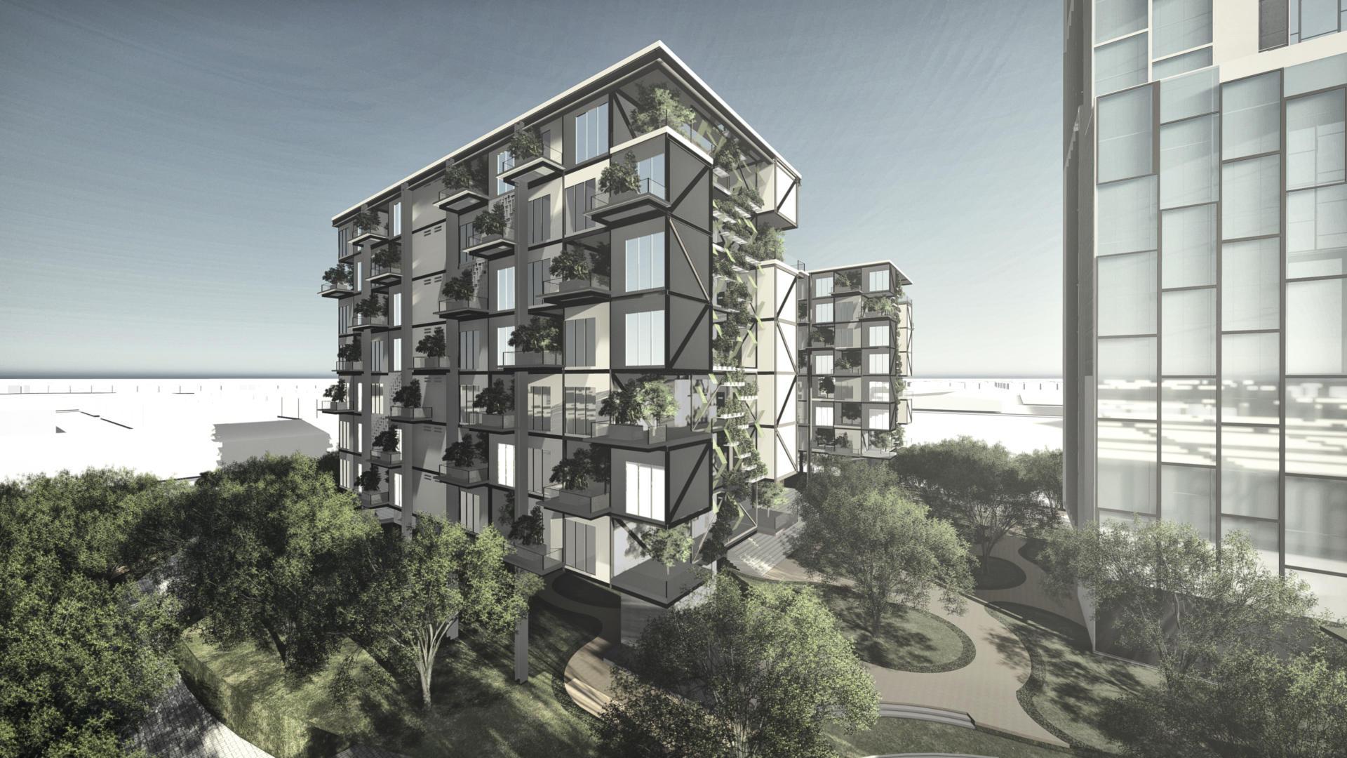budipradono architects politeknik manufaktur astra
