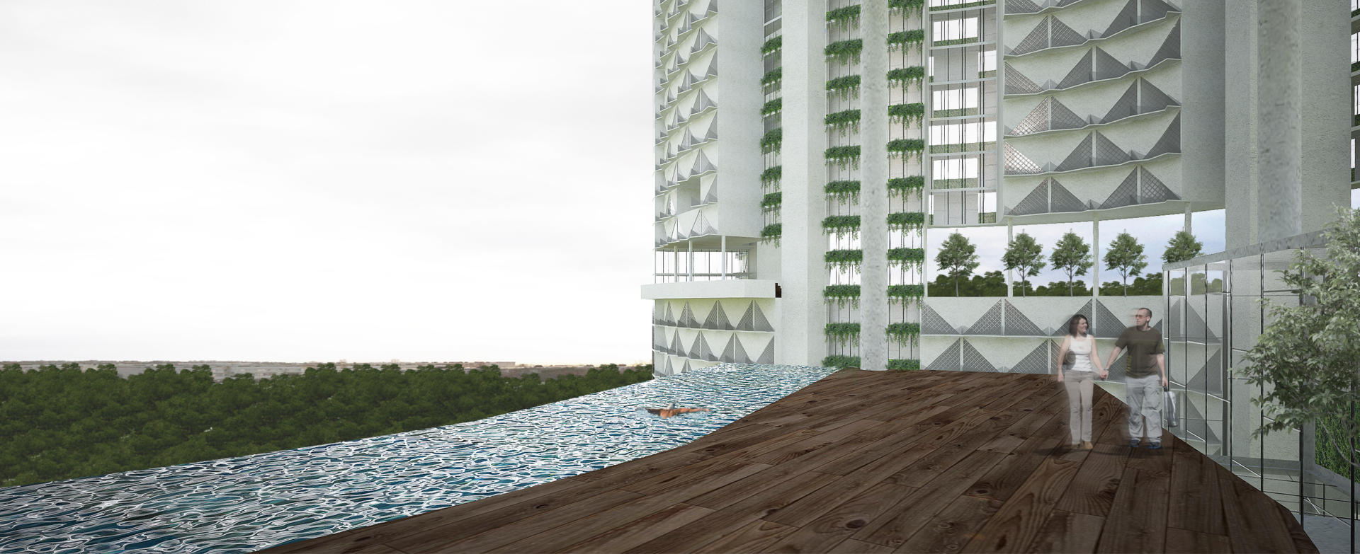 Budi Pradono Architects Silk Hotel & Apartment