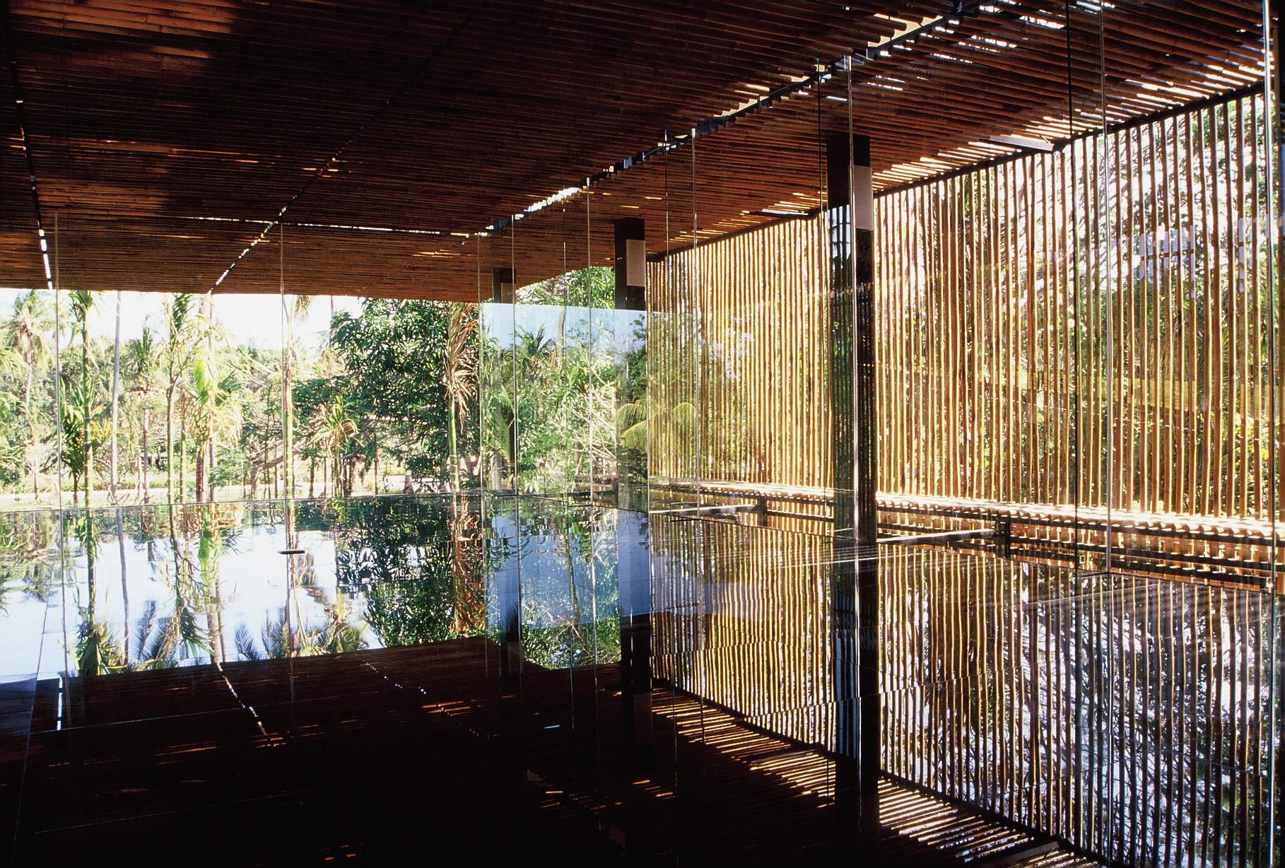 budipradono architects tetaring kayu manis