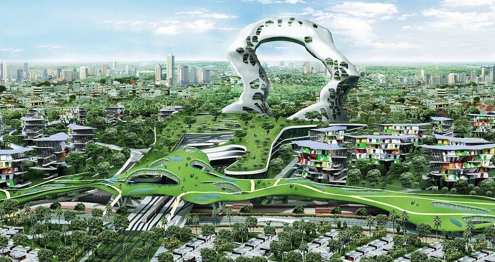 Budi Pradono Architects Manggarai 2030